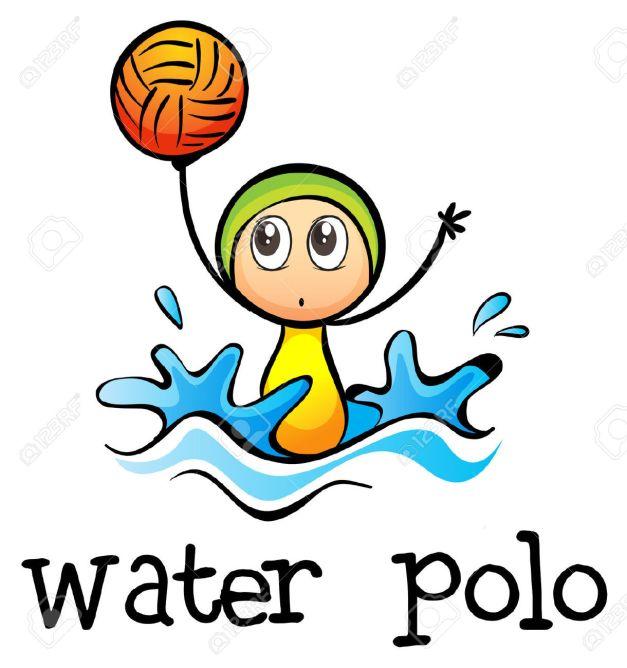 25026344-Ilustraci-n-de-un-stickman-waterpolo-de-juego-sobre-un-fondo-blanco-Foto-de-archivo